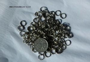 钥匙扣小钢环,锰钢小环,瑞士军刀钥匙环,小钢圈,钥匙圈