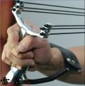 王氏精品-铝合金精铸重型雷暴反曲弹弓