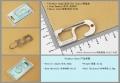 特价促销三刃木个性钥匙扣-SK005D伍号