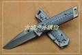 鹰朗Enlan-E标EL-17HT系列米卡塔柄线锁折刀
