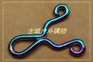 17-4PH不锈钢精铸幻彩大反曲弹弓