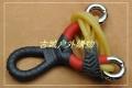 304不锈钢精铸套装小S形反曲弹弓