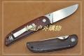 老款三刃木LAND-WR5-905(红褐彩木版1905)刺客