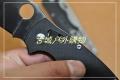 蜘蛛SPYDERCO代工C95兄弟牌Brother 1601轴锁折刀