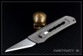 特价第九区精品-District-9钛合金石洗美工刀