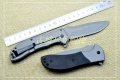 正品卡秀Kershaw3890 Scrambler G10助力快开折刀