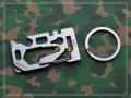 三刃木个性EDC自行车随车小工具钥匙扣SK023z
