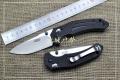 关铸GANZO_F761系列轴锁G10柄折刀
