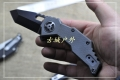 美国螳螂几何头小型重折,轴承结构框架锁5mm厚刀片