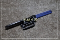 特价三刃木新品-旋转硬鞘G10柄S611小直刀沙本沙款(三色)