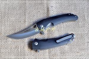 NAVY兄弟Brother1608线锁折刀