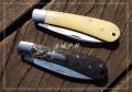 兄弟牌Brother1508碳素柄骨柄VG-10钢折刀NAVY代工